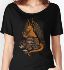 Book Wyrm Horde Women's Relaxed Fit T-Shirt