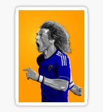 David Luiz - Chelsea Sticker