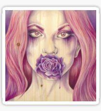 Blood Roses Sticker