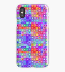 Happy colours iPhone Case/Skin