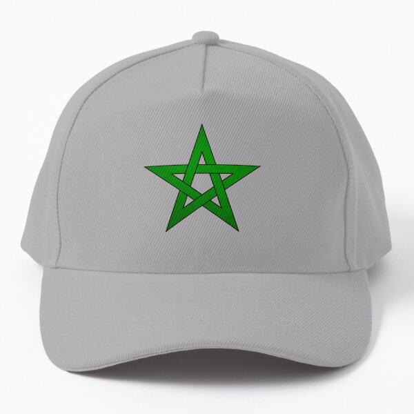 Moroccan flag - Moor - Moors Baseball Cap