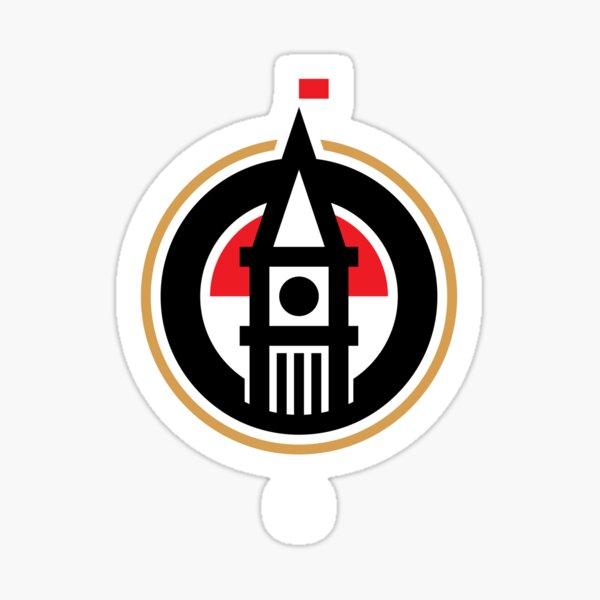 BBG019B —Tower (Reversed) Sticker