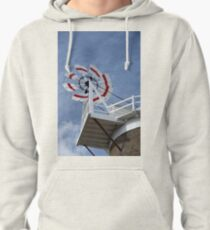 Cley Windmill Fantail Pullover Hoodie