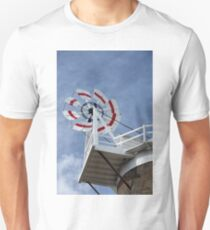 Cley Windmill Fantail Unisex T-Shirt