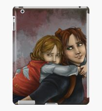 Claire & Sherry iPad Case/Skin