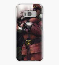 M. Bison Master Samsung Galaxy Case/Skin