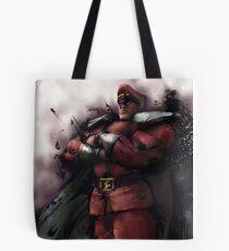 M. Bison Master Tote Bag