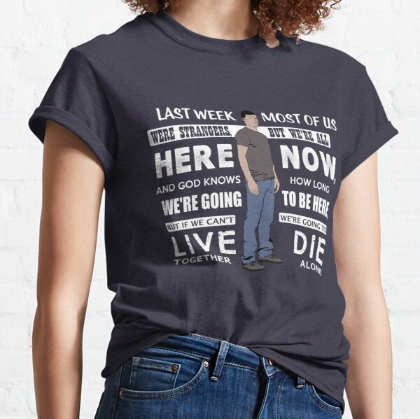 Live Together, Die Alone Classic T-Shirt