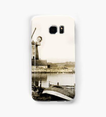 Historical Cley Windmill Samsung Galaxy Case/Skin