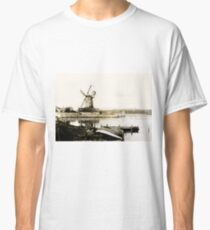 Historical Cley Windmill Classic T-Shirt