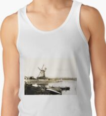 Historical Cley Windmill Tank Top