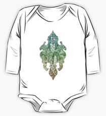 Symmetry? 2 (blurred fruity version) One Piece - Long Sleeve