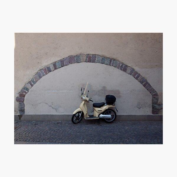 The perfect parking place, Bolzano-Bozen, Italy, 2009 Photographic Print
