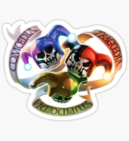 The Ossum Sticker