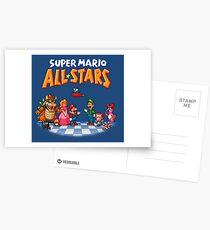 ALL STARS Postcards
