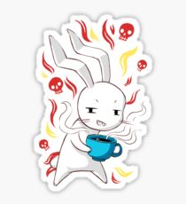 Caffeinated Sticker