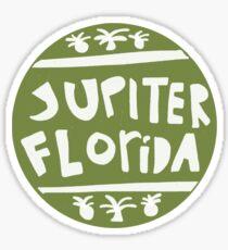 Jupiter, FL Sticker