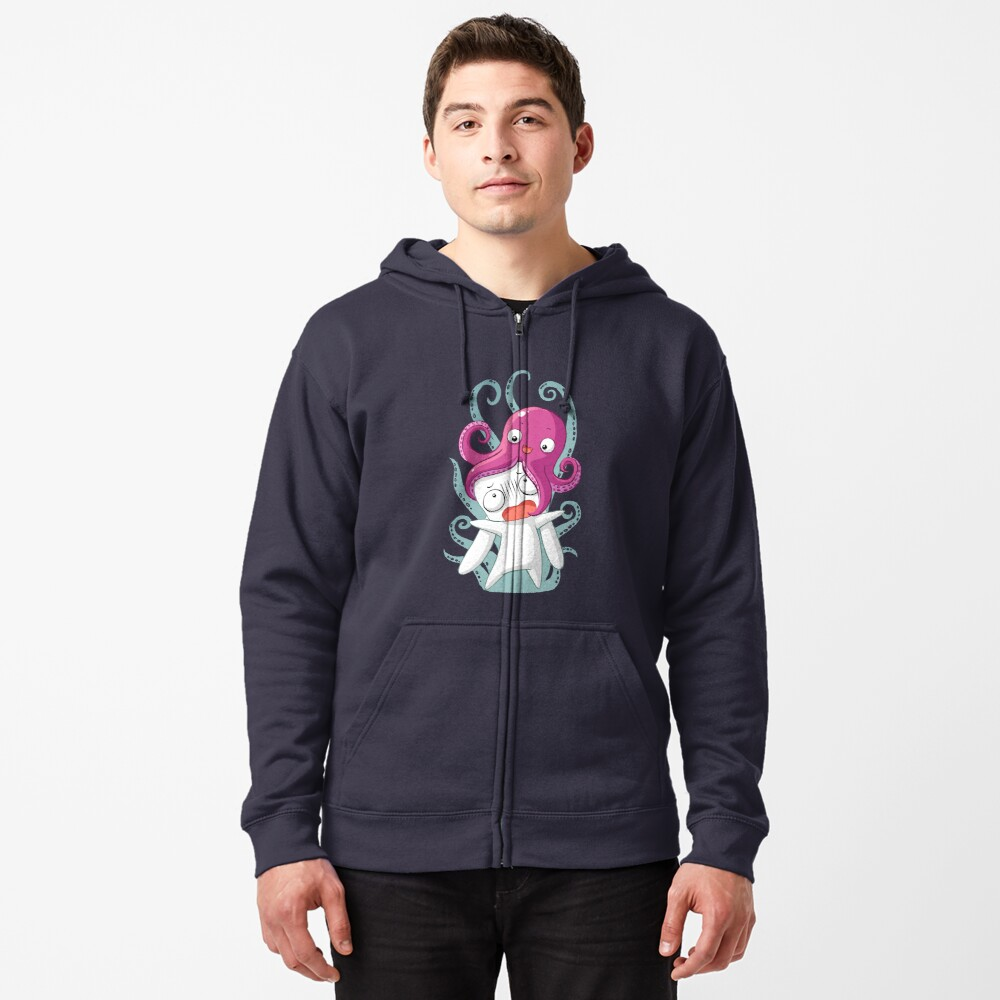 Together Forever Zipped Hoodie