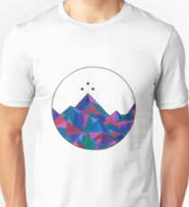Night Court Watercolor Unisex T-Shirt