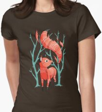 Winter Fox Women's Fitted T-Shirt