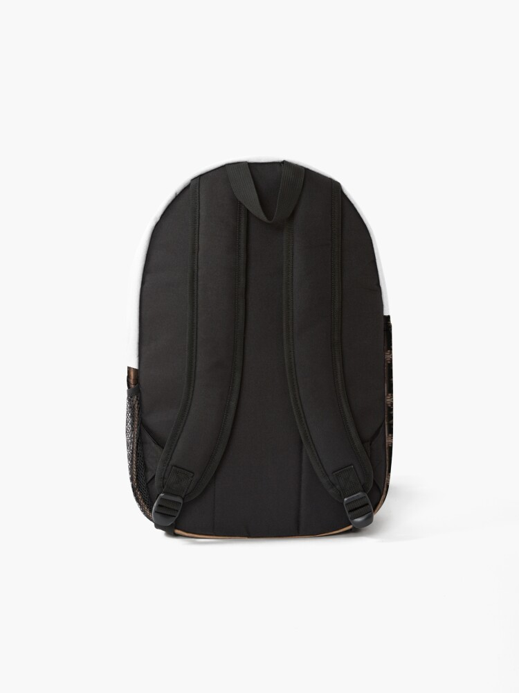 Alternate view of The Flying Scotsman in Yorkshire Backpack
