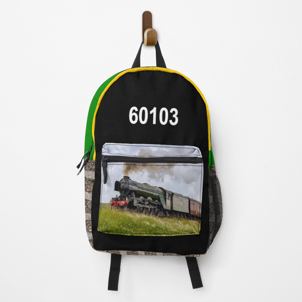 The Flying Scotsman in Yorkshire Backpack