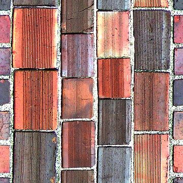 Hand Crafted Bricks by KandisGphotos