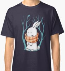 Winter Bunny Classic T-Shirt