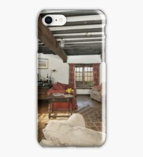 Cley Windmill's Round Rooms iPhone Case/Skin