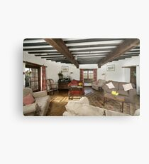 Cley Windmill's Round Rooms Metal Print