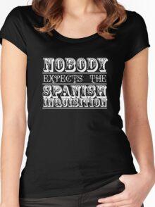 Best of british tv | Monty Python Women's Fitted Scoop T-Shirt