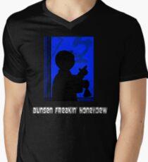 Beeker's Boss Men's V-Neck T-Shirt