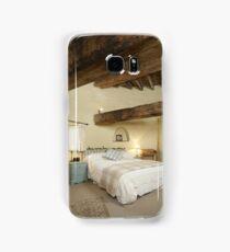 Cley Windmill's Stone Room Samsung Galaxy Case/Skin