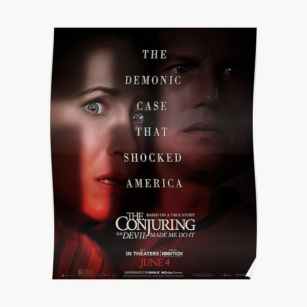 The Conjuring 3 Movie Poster