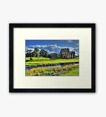 Brougham Castle, England Framed Print