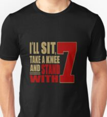 I Stand with 7 T-Shirt
