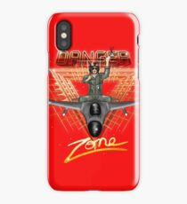 Danger Zone! iPhone Case
