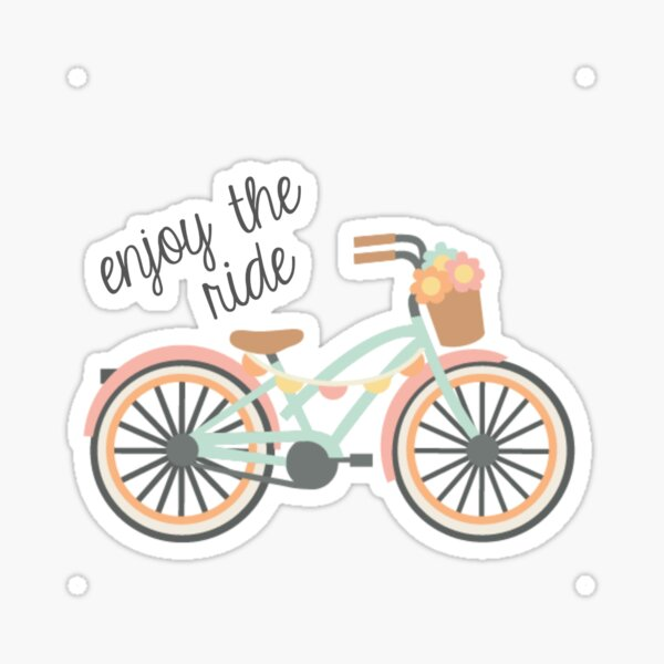 Bicycle Sticker