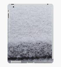 new snow iPad Case/Skin