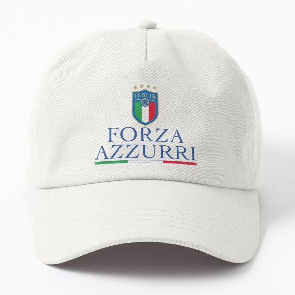 ITALIA FORZA AZZURRI Dad Hat