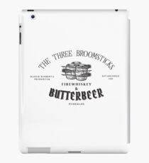 The Three Broomsticks iPad Case/Skin