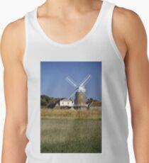Stunning Panorama of Cley Windmill Tank Top