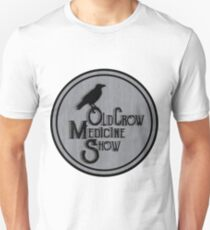 Old Crow Medicine Show Badge Unisex T-Shirt