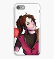 Claire Redfield iPhone Case/Skin