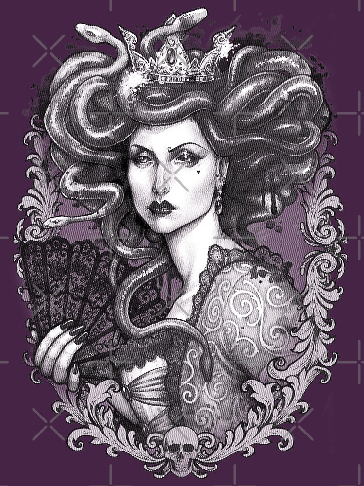 MEDUSA IMPERATRIX MUNDI | Women's T-Shirt