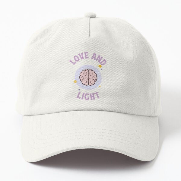 Love and Light Dad Hat