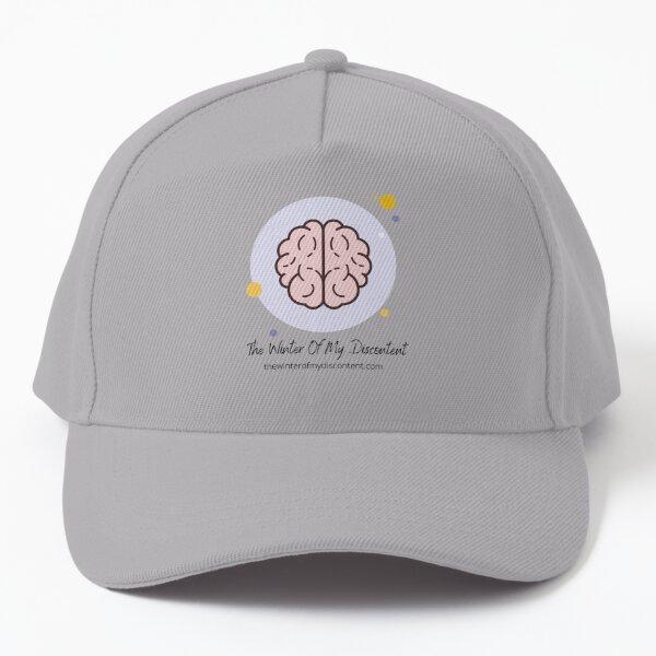The Winter Of My Discontent Big Brain Baseball Cap