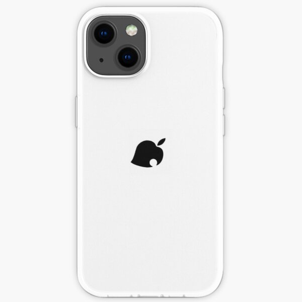Apple Crossing (White) iPhone Soft Case