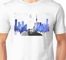 Drake - Watercolors (Blue) Unisex T-Shirt