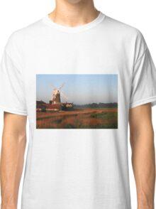 Cley Windmill at Dawn Classic T-Shirt